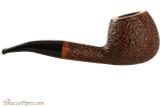 Vauen Curve 431 Brown Tobacco Pipe - Bent Apple Sandblast Right Side