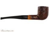 Capri Gozzo 04 Tobacco Pipe - Billiard Rustic Right Side