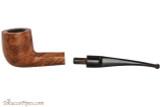 Capri Gozzo 04 Tobacco Pipe - Billiard Smooth Apart