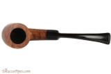 Capri Gozzo 23 Tobacco Pipe - Bent Billiard Smooth Top