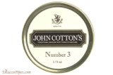 John Cotton's Number 3 Pipe Tobacco Front