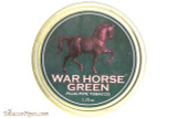 War Horse Green Plug Pipe Tobacco Front