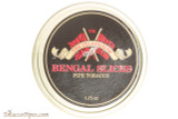 Bengal Slices  Pipe Tobacco Tin - 1.75 oz. Front