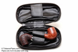 Peterson 2 Pipe Medium Bag Pipe Pouch Pipes Not Included
