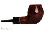Savinelli La Corta 510 C Smooth Tobacco Pipe - Bulldog Right Side