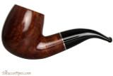 Savinelli La Corta 616 C Smooth Tobacco Pipe - Bent Billiard