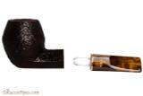 Savinelli La Corta 510 C Rustic Tobacco Pipe - Bulldog Apart