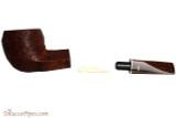 Savinelli Mega 510 Brownblast Tobacco Pipe - Bulldog Apart