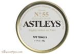 Astleys No. 55 Elizabethan Flake Pipe Tobacco Front