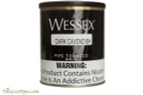 Wessex Dark Cavendish Pipe Tobacco - 7 oz.