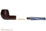 Savinelli Oceano 510 KS Rustic Tobacco Pipe - Bulldog Apart