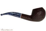 Savinelli Oceano 673 KS Rustic Tobacco Pipe - Bent Bulldog Right Side