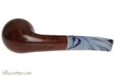 Savinelli Oceano 316 KS Smooth Tobacco Pipe - Bent Pot Bottomw