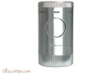 Xikar Volta Quad Tabletop Cigar Lighter - Silver