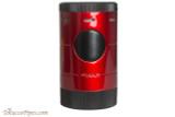 Xikar Volta Quad Tabletop Cigar Lighter - Red