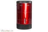 Xikar Volta Quad Tabletop Cigar Lighter - Red Back