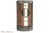 Xikar Volta Quad Tabletop Cigar Lighter - Bronze / Gunmetal