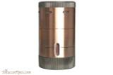 Xikar Volta Quad Tabletop Cigar Lighter - Bronze / Gunmetal Back