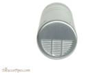 Xikar 5x64 Turrim Double Tabletop Cigar Lighter - Silver Top