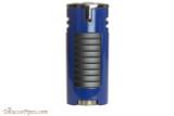 Xikar HP4 Quad Cigar Lighter - Blue Back