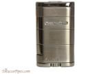 Xikar Allume Double Cigar Lighter - Gunmetal Back