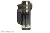 Xikar Tech Quad Cigar Lighter - Black Back