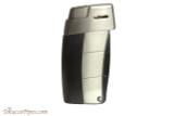 Xikar Resource II Pipe Cigar Lighter - Black & Gunmetal Back