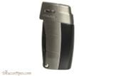 Xikar Resource II Pipe Cigar Lighter - Black & Gunmetal