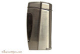 Xikar Executive II Single Cigar Lighter - Gunmetal Back