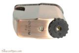 Xikar Executive II Single Cigar Lighter - Bronze & Gunmetal Bottom