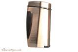 Xikar Executive II Single Cigar Lighter - Bronze & Gunmetal Back