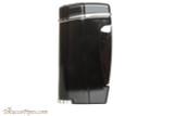 Xikar Executive II Single Cigar Lighter - Black Back