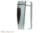 Xikar Executive II Single Cigar Lighter - Silver Back