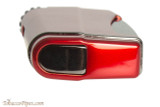 Xikar Executive II Single Cigar Lighter - Red Top