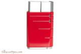 Xikar Linea Cigar Lighter - Red Back