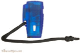 Xikar Stratosphere II Single Cigar Lighter - Blue