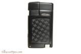 Xikar Forte Soft Flame Cigar Lighter - Black Textured Back