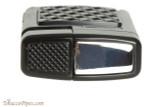 Xikar Forte Soft Flame Cigar Lighter - Black Textured Top
