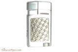 Xikar Forte Soft Flame Cigar Lighter - Silver Back