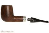Peterson House Pipe Billiard Oak Tobacco Pipe - PLIP Apart