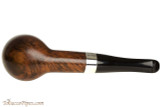 Peterson House Pipe Billiard Oak Tobacco Pipe - PLIP Bottom