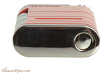 Xikar Allume Single Flame Cigar Lighter - Red Top