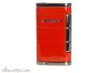 Xikar Allume Single Flame Cigar Lighter - Red