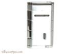 Xikar Allume Single Flame Cigar Lighter - Silver Back