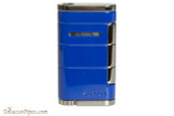 Xikar Allume Single Flame Cigar Lighter - Blue
