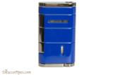 Xikar Allume Single Flame Cigar Lighter - Blue Back