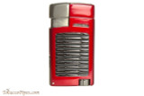 Xikar Forte Single Cigar Lighter - Red Back