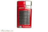 Xikar Forte Single Cigar Lighter - Red