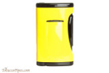 Xikar Xidris Single Cigar Lighter - Yellow