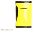 Xikar Xidris Single Cigar Lighter - Yellow Back